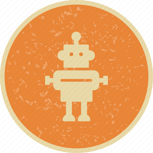 gadget, machine, robot, technology icon