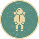 astronomy, space, space suit, spaceship icon