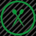 darts, game, sport icon