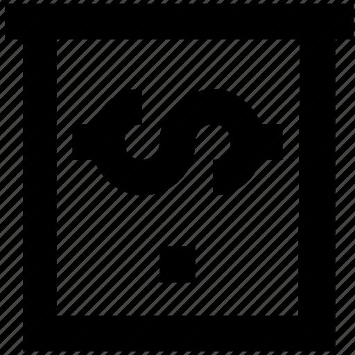 Banking, dollar, finance, transaction icon - Download on Iconfinder