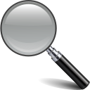 glass, search, magnifying, find icon