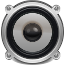 speaker, volume icon