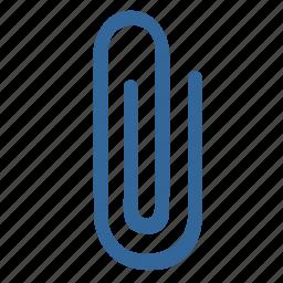 attach, attachment, clip, function icon