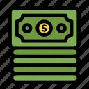 banking, dollar, money