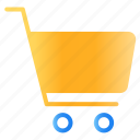cart, marketing, shopping icon