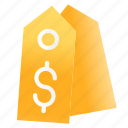 label, price, product, shopping, tag icon