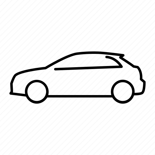 audi a1, automobile, car, road, transport, transportation, vehicle icon