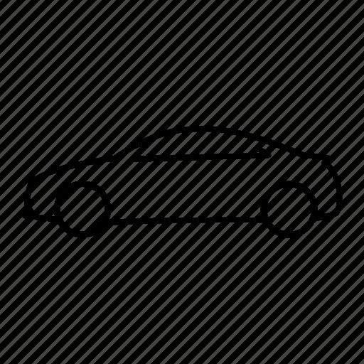 audi tt, automobile, car, road, sports car, transport, transportation, vehicle icon