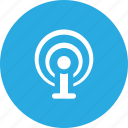 broadcast, communication, information, share, source, wave