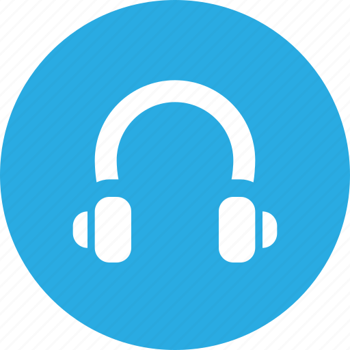 audio, headphones, headset, listen, music, stereo icon
