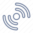 alarm, alert, beep, beeper, ring, sound icon