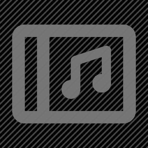 album, box, cd, media, music, play, song, sound icon