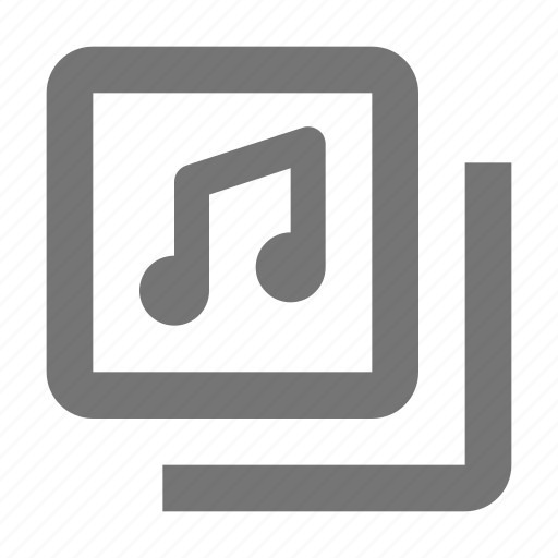 album, media, music, play, playlist, song, sound icon