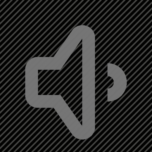 audio, play, song, sound, speaker, volume icon