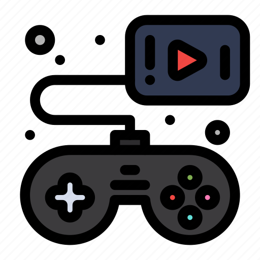 controller, game, gamepad, video icon