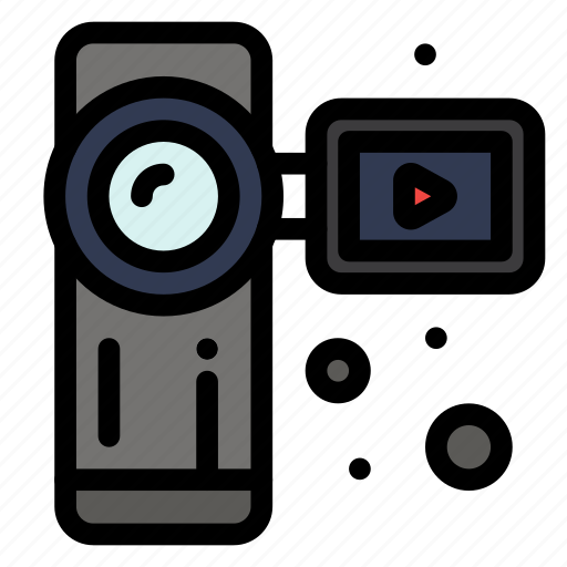 Camcorder, camera, video icon - Download on Iconfinder