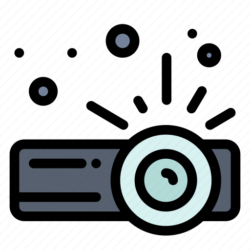 Device, presentation, projector icon - Download on Iconfinder
