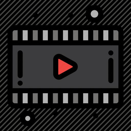 Film, movie, video icon - Download on Iconfinder