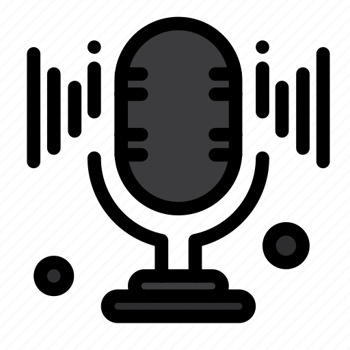 Mic, microphone, sound icon - Download on Iconfinder
