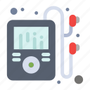 mp3, multimedia, music, player icon