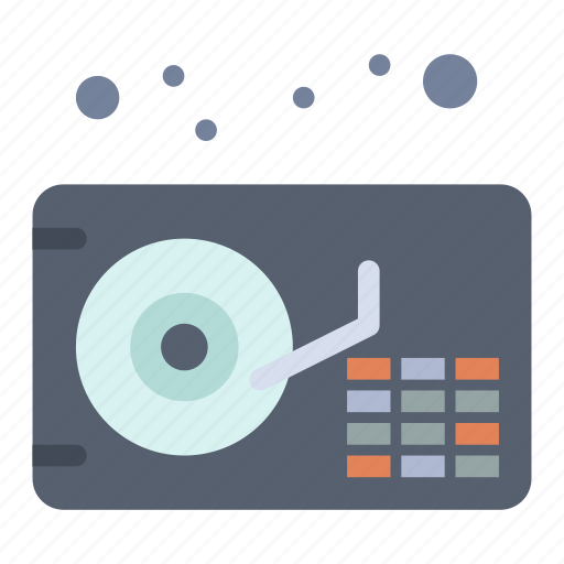 Audio, gramophone, music icon - Download on Iconfinder