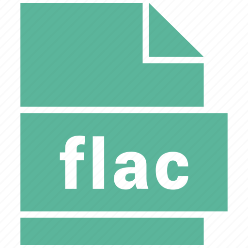 audio file format, file format, flac icon