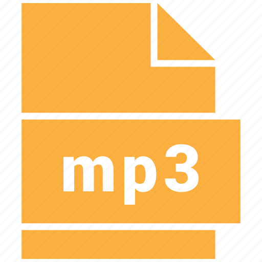 audio file format, file format, mp3 icon