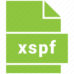 audio file format, file format, xspf icon