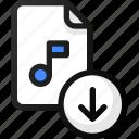 download, sound, music, audio, file