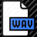 wav, file, sound, music, audio