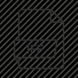 file icon, iff file, iff icon, interchange file, interchange file format, interchange icon icon