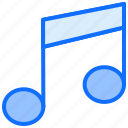 music note, music, sound, audio, multimedia, song