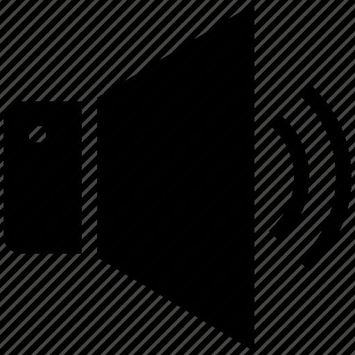 low volume, multimedia, music, music sound, speaker icon