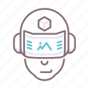 ar, augmented reality, helmet