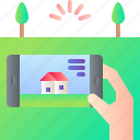 ar, augmented reality, estate, innovation, real, virtual reality