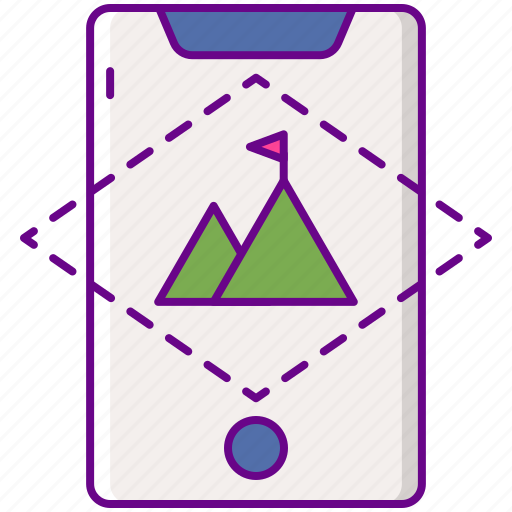 Adventure, ar, augmented icon - Download on Iconfinder