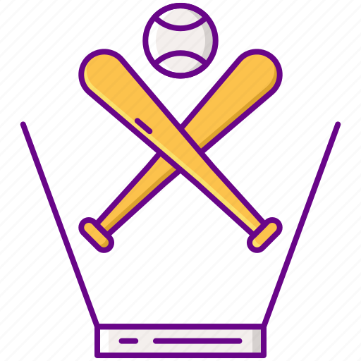 Ar, augmented, baseball icon - Download on Iconfinder