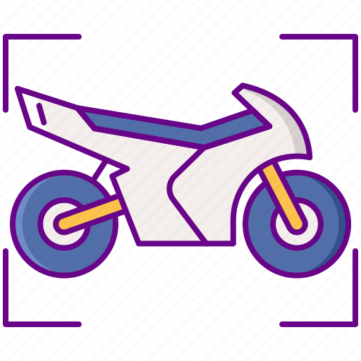 Ar, motorbike, riding icon - Download on Iconfinder