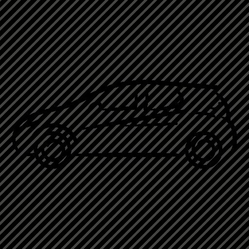 auto, automobile, car, machine, speed icon