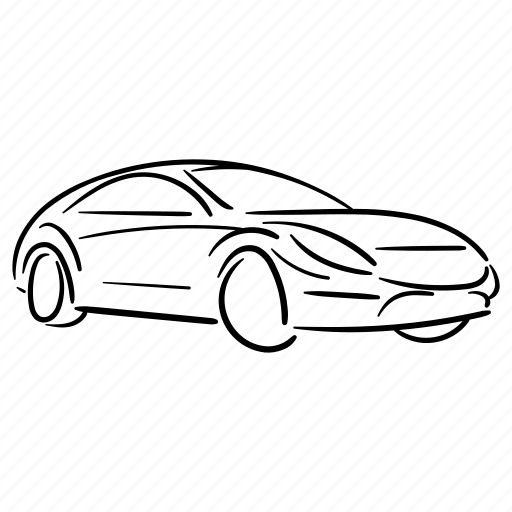 auto, automobile, car, machine, speed icon