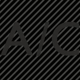 auto, car, climate, control icon