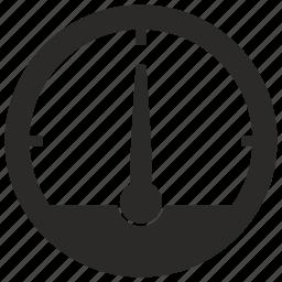 auto, car, fuel, gauge icon