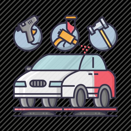 How To Repair Car Body In Car Mechanic