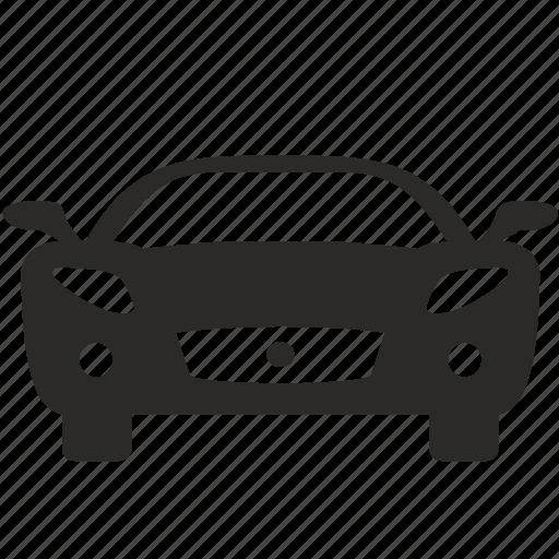 auto, car, face, race, transport icon