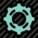 cog wheel, cog, gear, setting