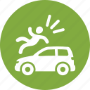 accident, auto insurance, car insurance icon