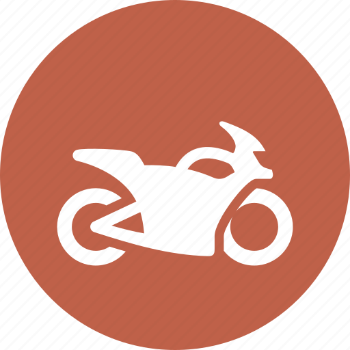 motorbike, motorcycle insurance, transport, vehicle icon
