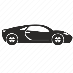 auto, car, race, sport icon
