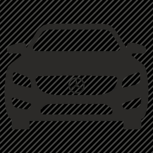 Mercedes Front Png