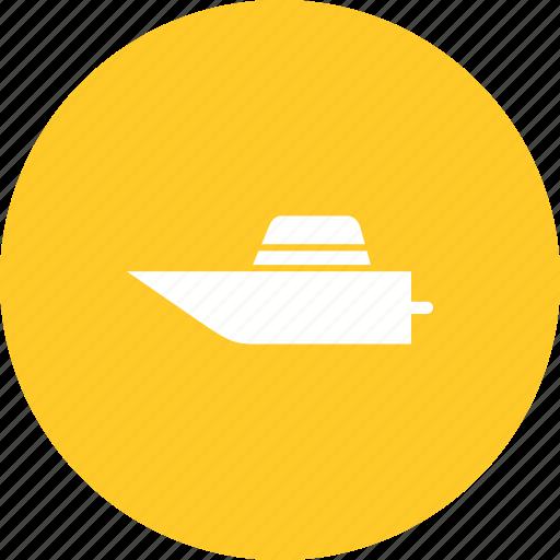 boat, lifestyle, luxury, speed, speedboat, water, yacht icon